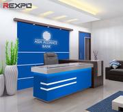 Комплексное интерьерное оформление офисов,  магазинов и кафе